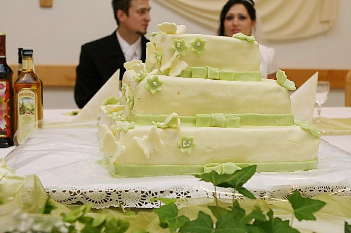 Veronika Semanova{{_AND_}}Matúš Bunčík - moja vysnivana torta :(