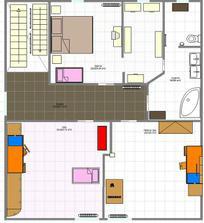 po malej uprave kupelne a stien medzi izbami