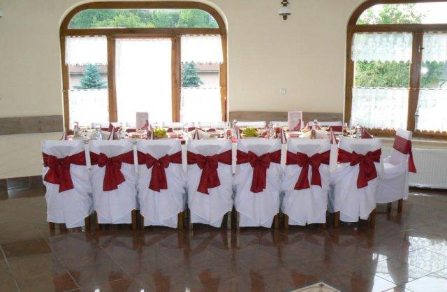 Detaily z nasej svadby - vyzdoba stola