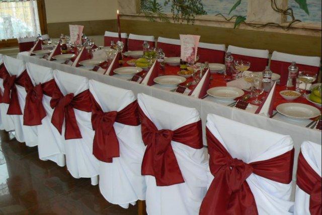 Detaily z nasej svadby - stol pre hosti