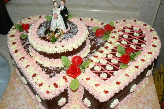 Detaily z nasej svadby - srdcia