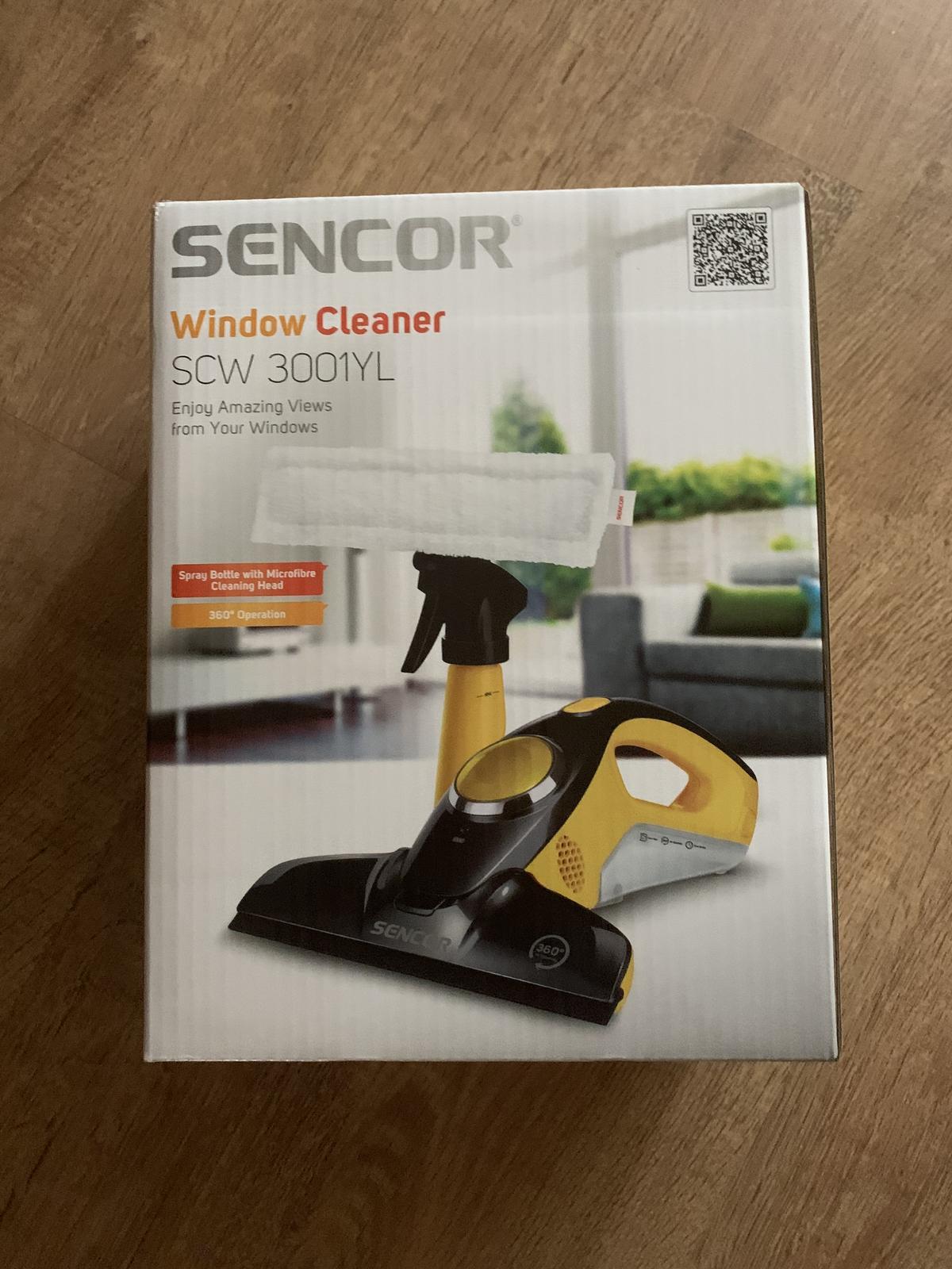 Sencor Winrow Cleaner SCW 3001YL - Obrázok č. 1