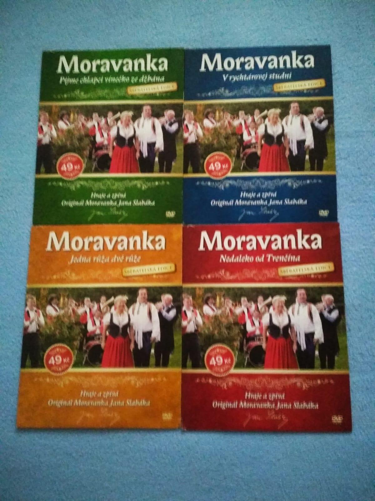 DVD Moravanka - Obrázok č. 1