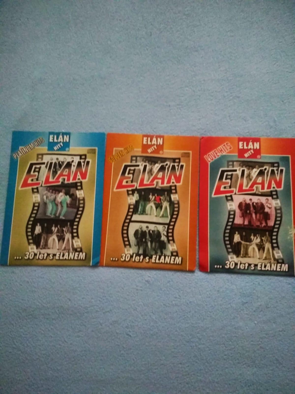 CD skupiny Elán - Obrázok č. 1