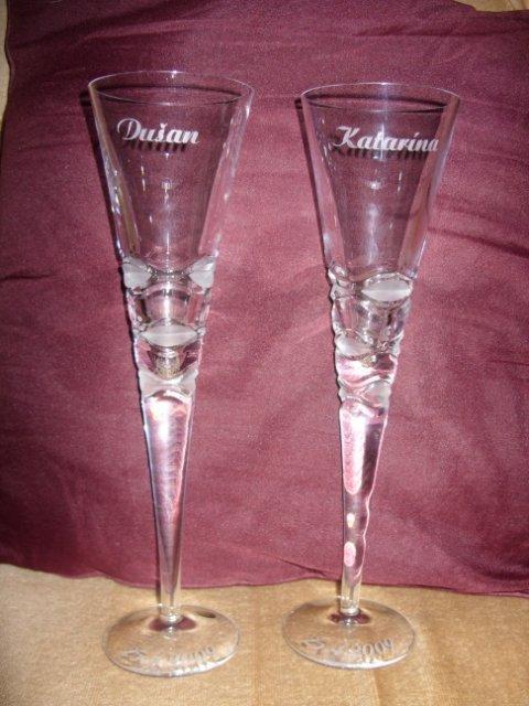 Katka a Duško - konečne prišli poháre!