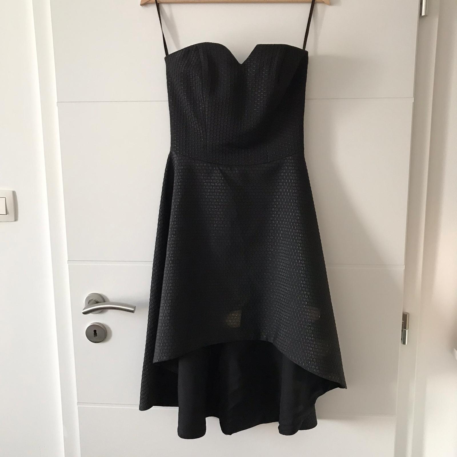 Čierne spoločenské šaty - Obrázok č. 3