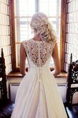 Luxusné svadobné šaty Diamond, 38