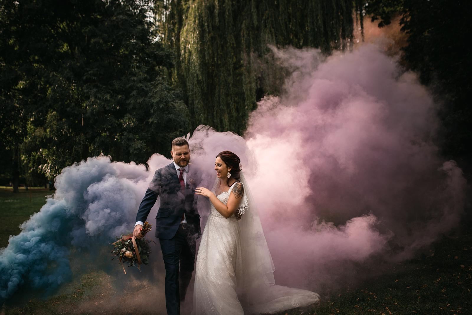 terka_photo - Když vás kouř pořád dohání :)