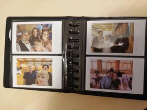 Z instax tiskárny nám zůstali originální fotografie