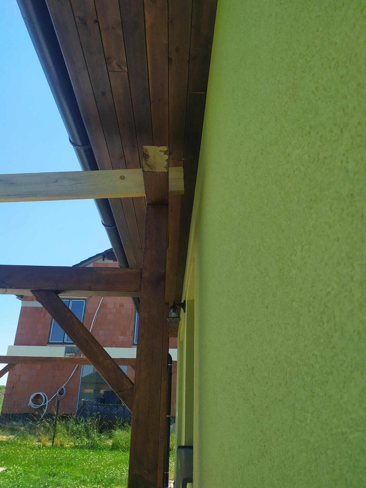 Naše terasa s pergolou - Obrázek č. 25