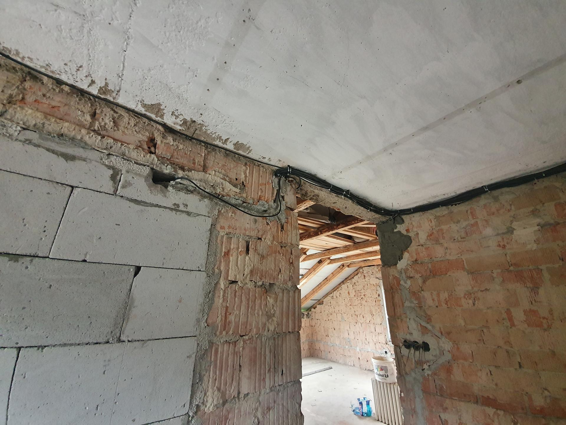 Prerábka poschodia - Obrázok č. 40