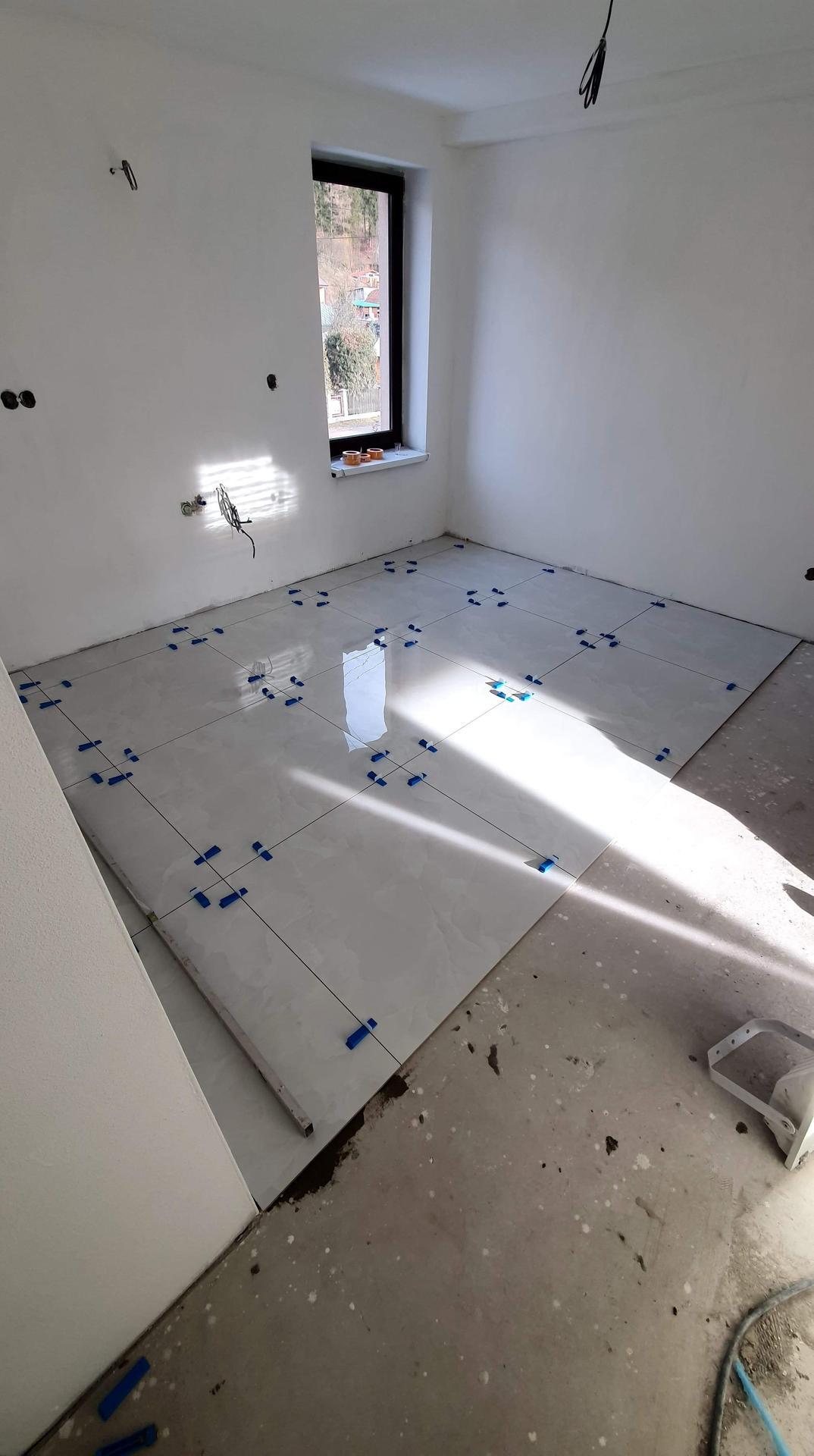 Prerábka poschodia - Obrázok č. 93