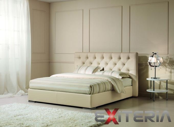 Spálňa bude - hnedá, biela, a trochu lososovej - postel vybrata!