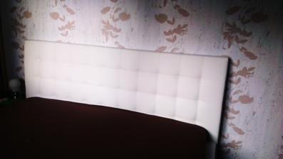 uz je aj postel, nakoniec trochu, ina no hlavne cisto biela, lebo ta predosla sa tam nehodila.....