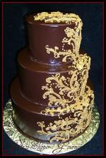 Tomu sa vravi cokoladova torta! :-)