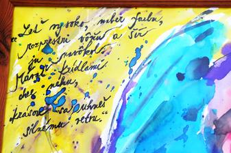 moja báseň, nebáseň :-).... taká abstraktná...... :-).....