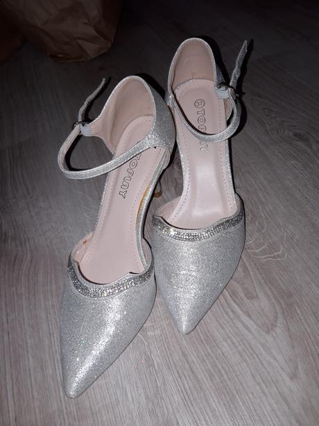 Dàmske topánky- č.37 - Obrázok č. 1