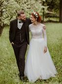 Svadobné šaty pre vílu, 38