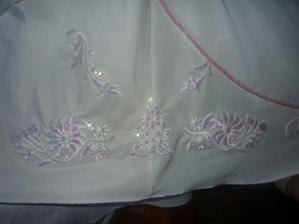 detail krajky