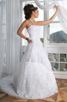 Náš deň 5.september 2009 - Krásne šaty,ktoré som veľmi chcela,ale mám ešte krajšie