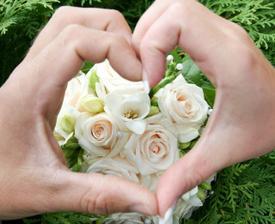 Srdiečko z našich rúk