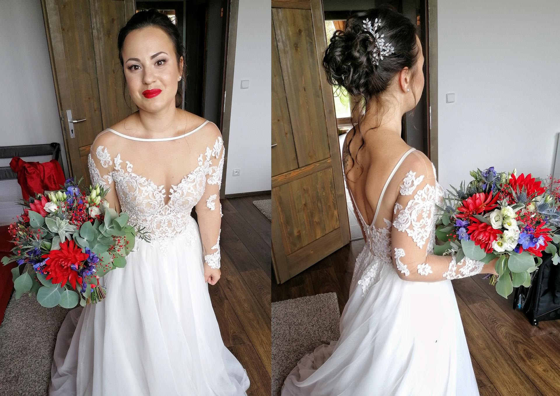 Další krásné nevěsty nachystané. <3 - Obrázek č. 3