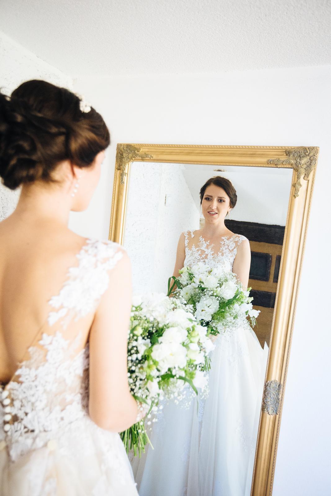 Svadobné šaty Pronovias - Obrázok č. 2