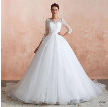 Svadobné šaty Selena - Obrázok č. 1