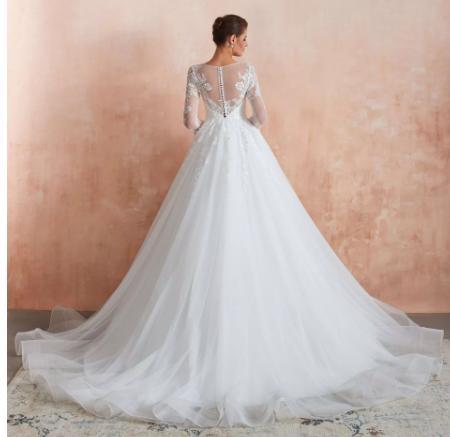 Svadobné šaty Selena - Obrázok č. 2