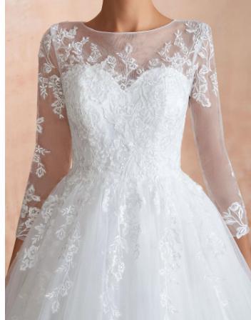 Svadobné šaty Selena - Obrázok č. 3