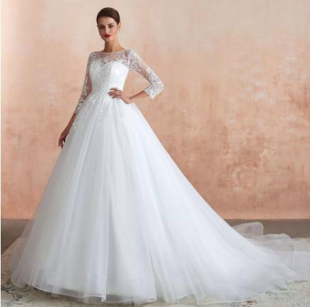 Svadobné šaty Selena - Obrázok č. 4