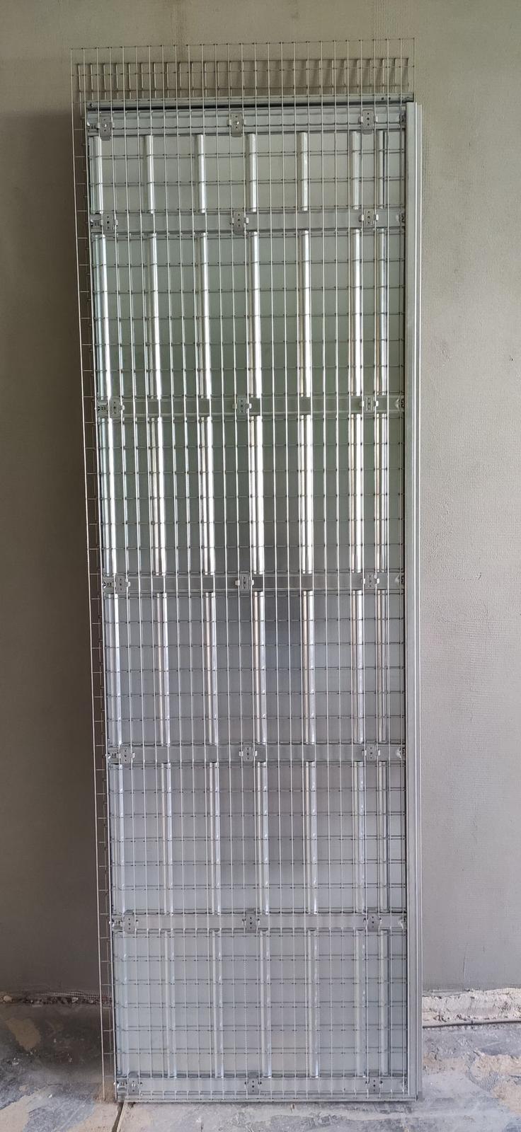 Pouzdro do zdiva Eclisse Standard 60x197-210 cm - Obrázek č. 1
