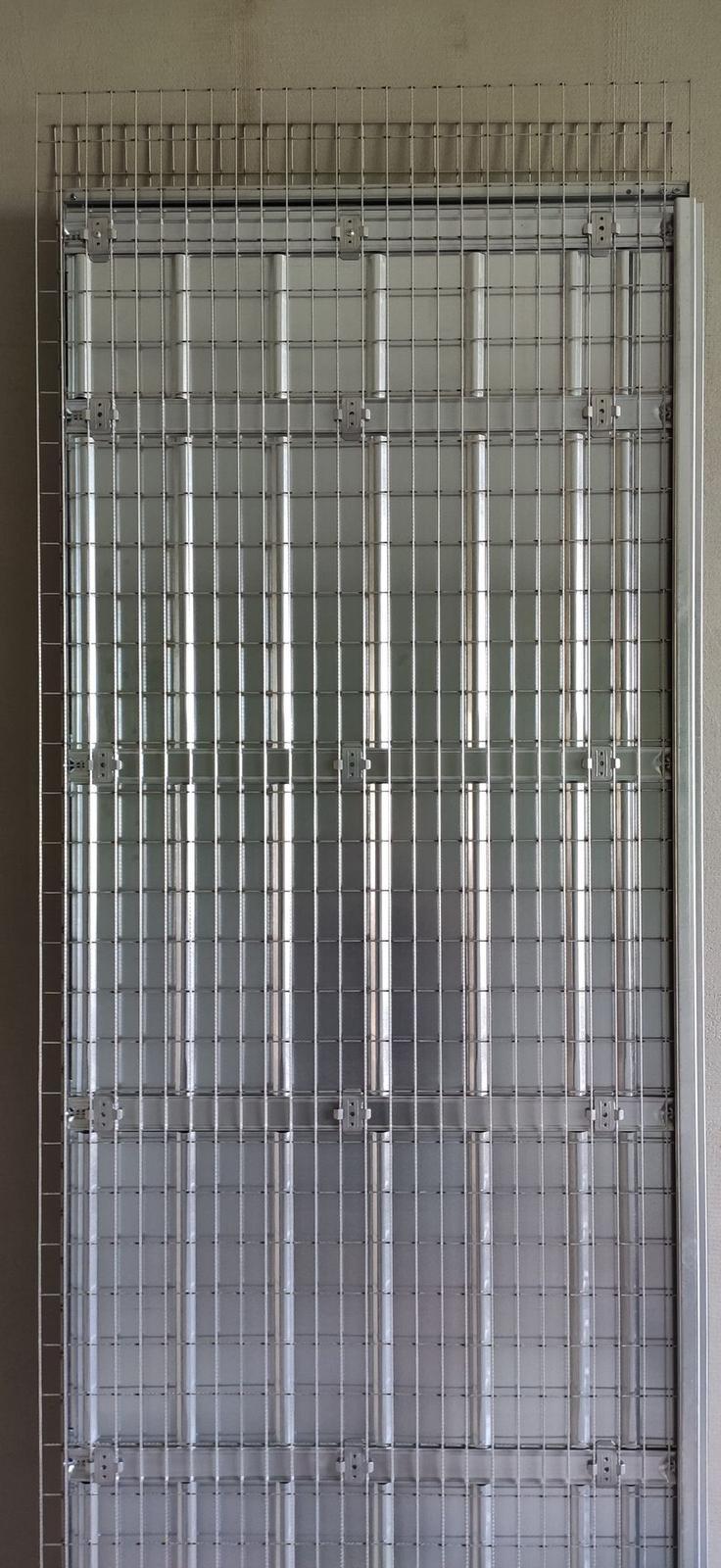 Pouzdro do zdiva Eclisse Standard 60x197-210 cm - Obrázek č. 2