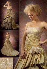 Moje svadobné, ale vo farbe natural ivory