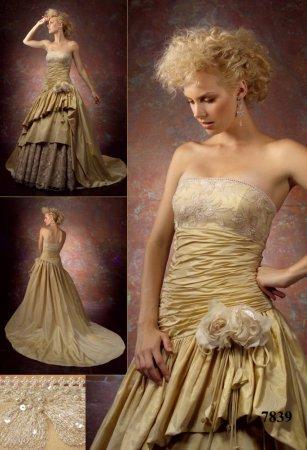 10.10.2009 - Moje svadobné, ale vo farbe natural ivory