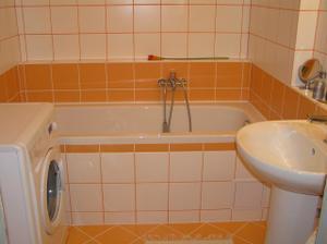 pred rokom sme prerábali kúpelňu