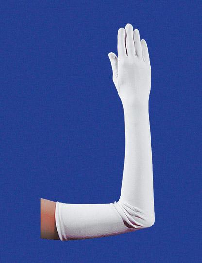 Rukavičky jedině takové, krásné, čisté a bílé jako popelka