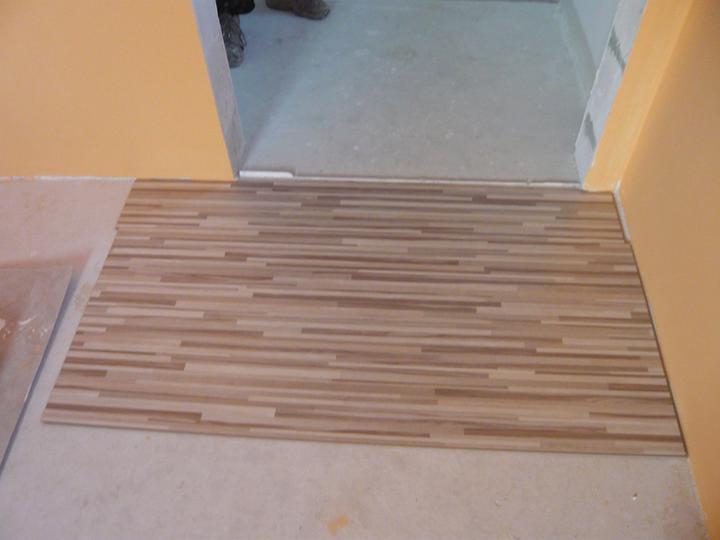 Náš domček2 - Budúca spálňa. Super farba stien. Lepšia ako som čakala