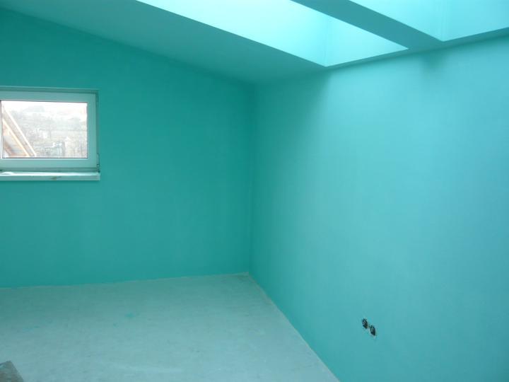 Náš domček2 - ...krajšia farba ako na vzorke