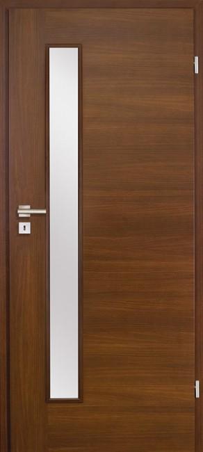 Náš domček2 - do izieb a kúpelne na poschodí, farba eben