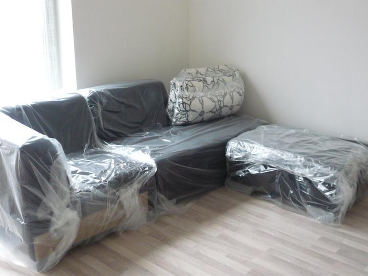 Náš domček2 - máme už aj sedačku - toto je jedna časť, ktorá pôjde pod okno
