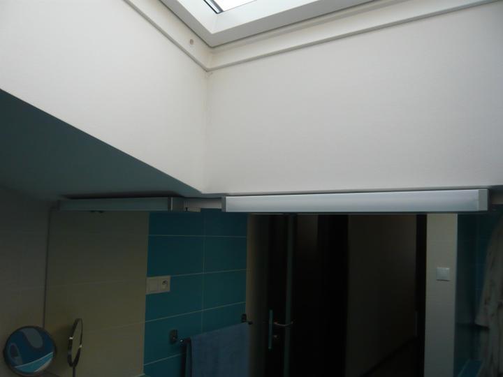 Náš domček2 - .. aj so svetlami nad zrkadlom