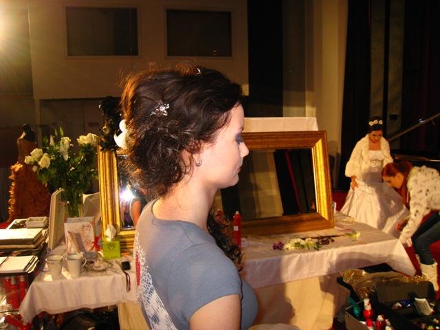 26.6.2010 to príde - skúška svadobného účesu