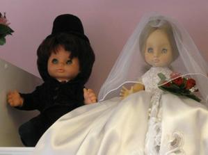 a k tomu panenka s panáčkem