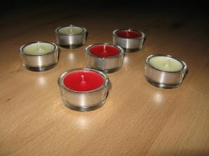 a k tomu svíčky