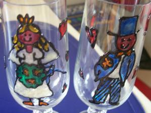 skleničky na přípitek :-)