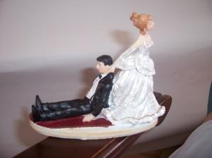 naše figurka na dort...