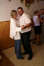 manžel a kamarádka Jana Weinlichová
