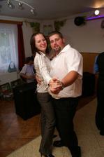sestřenice s manželem