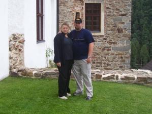 po svatbě jsme byli na šumavě v Povydří...